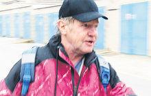 Michal L. (56): Prospal už 100. noc na záchytce! Ani jednou nezaplatil, víme kolik dluží!