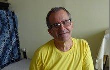 """Téměř nevidomý a neslyšící Lubomír Šopf (64) se věnuje duchovním bytostem a jejich schopnostem léčení: """"Cítím a oslovuji anděly!"""" I."""