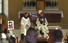 Pohřeb Krytináře: Loučila se jen rodina...