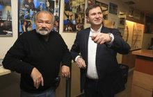 Rudolf a Jan Hrušínských: Kdyby tohle jejich otec viděl…