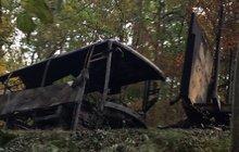 Francie: Nejhorší nehoda za třicet let! Ve vraku autobusu uhořelo celkem 42 důchodců!