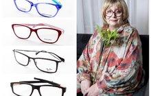 Když potřebujete brýle: Víte, jaké zvolit líčení očí?