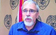 »Nesmrtelný« policista z Floridy: 20x bodnut nožem! Drastické video jen pro otrlé čtenáře!