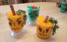 Připravte si strašidelnou party podle Magdy z Klobouk u Brna. Halloweenský puding je skvělý nejen pro děti!