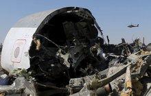 Exploze na palubě ruského airbusu se zdá čím dál pravděpodobnější: Pomsta jako  v Lockerbie?!