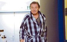 Vážně nemocný Karel Gott (76): Vše se rozhodne za dva a půl týdne!