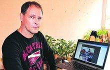 Romanovi (48) vykradli dílnu a sebrali nářadí: A tak vyhlásil zlodějům kyberválku!