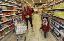 Olga Menzelová (37): Domů se vrátila bez nákupu!