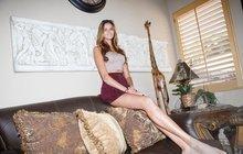 Je krásná, štíhlá a nohy jako gazela! A přesto z ní modelka nebude!