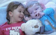 Maximek (5) z Kostelce trpí Mabry syndromem: Nemoc má jen on! ...a dalších 9 lidí na světě!