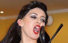 Miluše Bittnerová (37): Jako domina utržená ze řetězu!