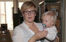 Zpěvačka Tereza Černochová je samoživitelkou: Dcera jí zahojila rány po mrtvém tátovi!