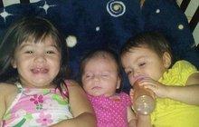 Rodinný horor! Své tři dcerušky ubodala! Přesto ji budete litovat!
