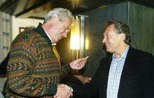 Prezident Zeman se ozval nemocnému Gottovi: Popřál mu brzké uzdravení!