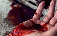 Krvavý horor ve Zlíně! Bestie ubodala ženu, před smrtí ještě stačila zavolat blízkým