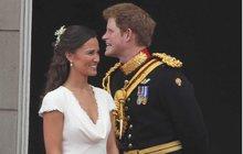 Pikantnosti amerického OK! Magazinu: Na co princ Harry uhnal Pippu Middleton!