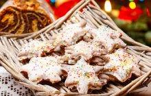 Pečeme na Vánoce s cukrářem Honzou: Skořicové hvězdičky se hodí i pro bezlepkovou dietu!