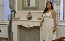 NÁPADník celebrit: Tento krb si do bytu vyrobila sama Anife Vyskočilová (41)! Vytvořte si teplo domova jako ona...