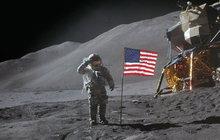 Největší objev na Měsíci utajili: Šokující tvrzení o UFO!