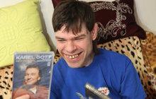 Mistr jako nejkrásnější vánoční dárek pro Jardu (39) postiženého mozkovou obrnou: Úspěšná léčba Gottem!