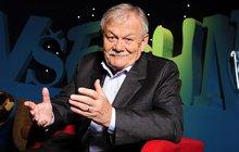 Karel Šíp (72) si do své show pozval záhadologa Arnošta Vašíčka (64) a zažil šok. Spisovatel překvapil moderátora i diváky tvrzením o skutečném původu a účelu bábovky. A budete koukat i vy!