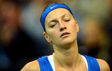 Strach o tenisovou královnu Petru Kvitovou: Týden nejedla! Proč?