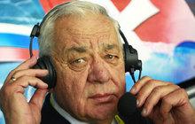 Ze sportovního světa odešel legendární komentátor Karol Polák (†81): Zemřel 4 měsíce po svatbě!