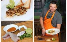 Vaříme cvalem s Michalem: Ryba trochu jinak? Šéfkuchař Michal ví, jak to udělat! Zkuste karbanátky z amura!