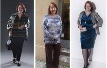 PROMĚNY ČTENÁŘEK: Renata (50) z Prahy zkusila šaty moc ráda!