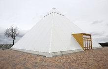 Největší léčivá pyramida v Česku! S čím tu byla Havlová?