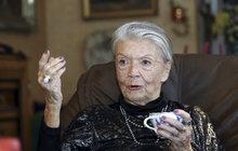 Zdenka Procházková (92): Poprvé jsem byla na Štědrý den sama!