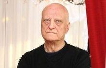 Dnes pohřeb Bořka Šípka (+66): Jeho tajné snímky plné celebrit!