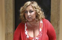 Chudák Halina Pawlowská (60): Nadváha si začala vybírat svou daň…