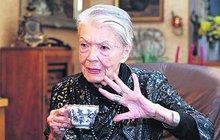 Procházková (89) alias Lída Baarová! O manželství s Karlem Hӧgerem (+67): Rozvedli jsme se kvůli nevěrám!