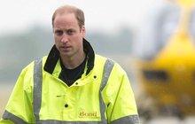 Vyhazov na spadnutí! Skončí princ William na pracáku?