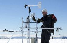 Češi dobyli Antarktidu! U jižního pólu naměřili teplotní rekord!