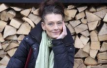 Dětská herecká hvězda Monika Kvasničková: Tomáš Holý byl princ!