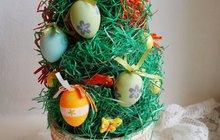 Velikonoční stromek: Nachystejte si dekorace včas! Tento nápad je od Jany z Hradce Králové!