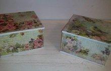 Jednoduchý návod na decoupage krabičky od výtvarnice Jany: Zkuste rýžový papír!