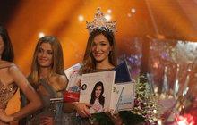Česká Miss 2016 Andrea Bezděková (21): Proč je nezvladatelná?