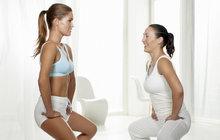 Zacvičte s celulitidou I: Jak se protáhnout před cvičením?
