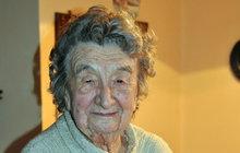 Miloslava Kalibová (93) přežila vypálení Lidic: Děsivé vzpomínky na koncentrační tábor!