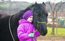 Zázračná hipoterapie: Kůň umí léčit i deprese!