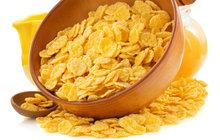 Kukuřičné lupínky původně sloužily k něčemu jinému: Snídáme je 120 let!