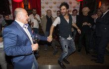 Tanečníci týdne David a Tofi: Já tak rád trsám, trsám...