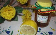 Sladké mámení: Zdravý pampeliškový med zvládnete raz dva!