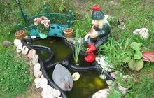 Vlastnoručně vyrobené je hezčí: Zahradní jezírko jako od profesionálů!
