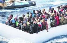 Mafie vyhlásila  válku uprchlíkům: Za bílého dne je střílí na ulici!