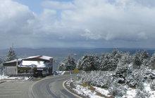 Prostě aprílové počasí: Na horách nasněžilo! A jaký bude tento týden?