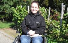 Terezka (17) z Chrudimi: Nádor mozku ji posadil na vozík!